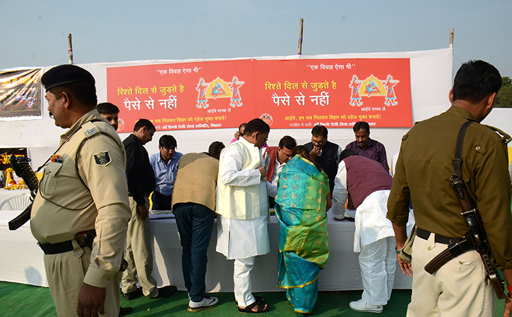 150 Pledge To Donate Organs At Bihar Deputy CM Son