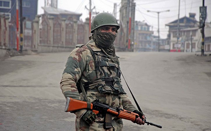 2 Soldiers Martyred In Firing By Pakistan Along Loc