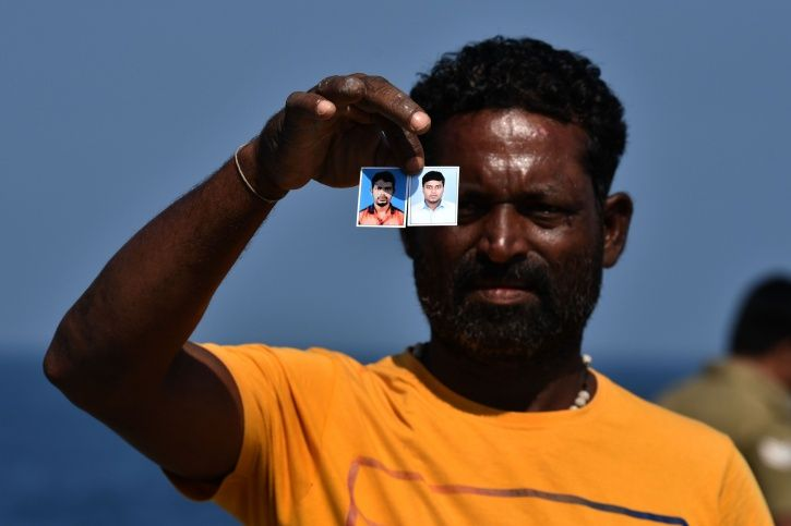 96 Fishermen Still Missing