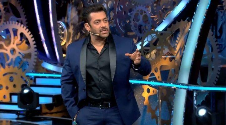 A photo of Salman Khan from Bigg Boss 11