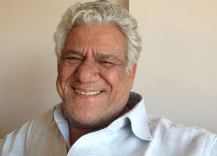 A picture of veteran Bollywood actor Om Puri who passed away on Jan. 6, 2017.