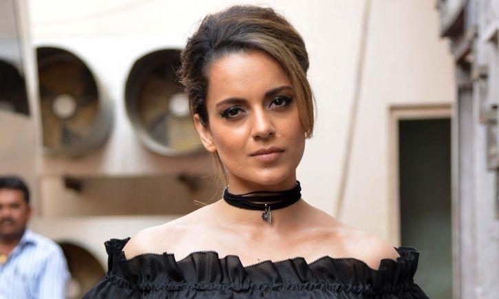 A still of Bollywood actress Kangana Ranaut.