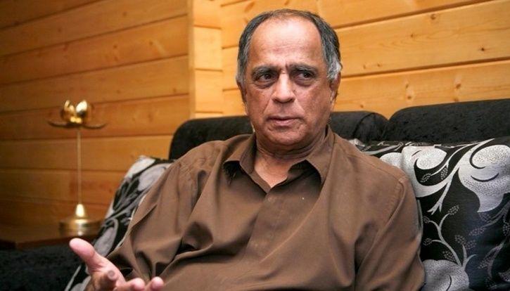 A still of former censor board chief Pahlaj Nihalani