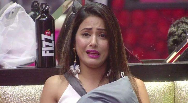 A still of Hina Khan from Bigg Boss 11