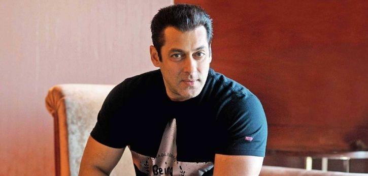 A still of Salman Khan.