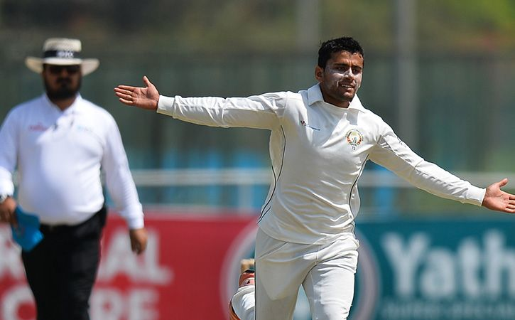 Afghanistan To Play Their First Ever Test In India