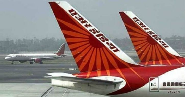 Air India f