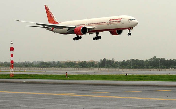 Air India Flight With Aviation Minister Onboard Delayed