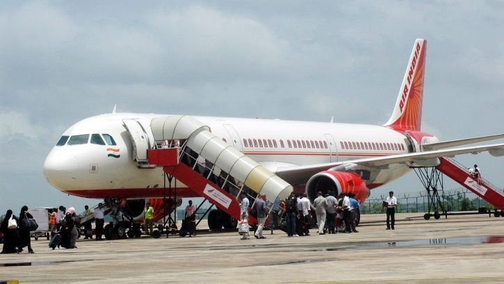 Air India Refuses Boarding To Disabled Passenger