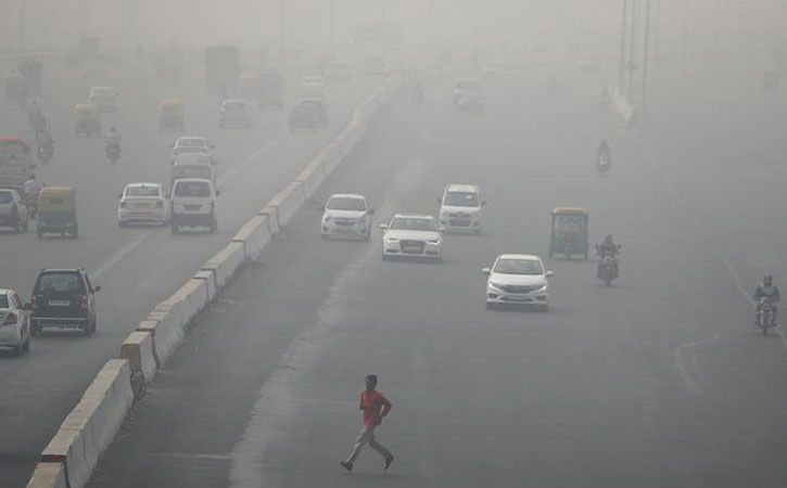 Air Quality In Delhi-NCR Improves