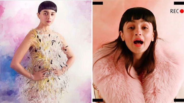 Alia Bhatt new hairstyle for Elle Magazine photoshoot reminds people of Katora haircut