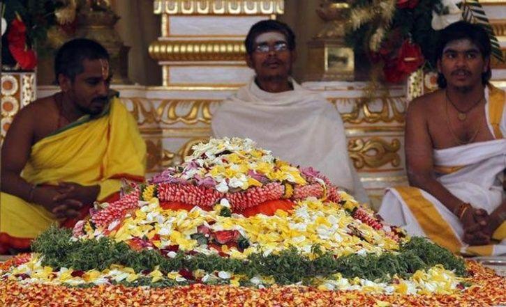 Andhra Pradesh Ban temple