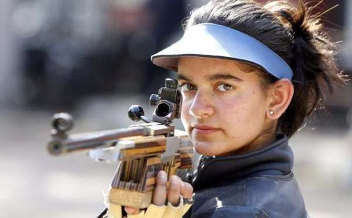 Anjum Moudgil Bags A Rich Haul At The National Shooting Championship