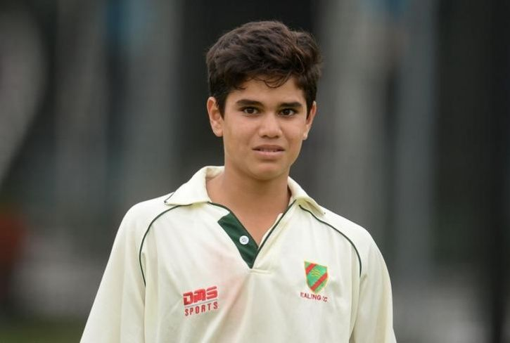 Arjun Tendulkar Takes 5 Wicket Haul For Mumbai