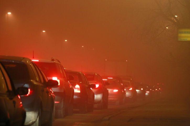 beijing india pollution smog
