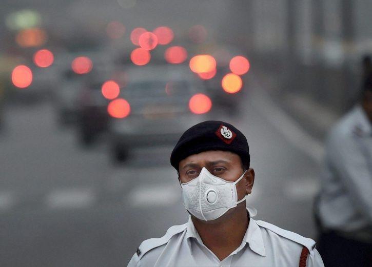 beijing india pollution traffic