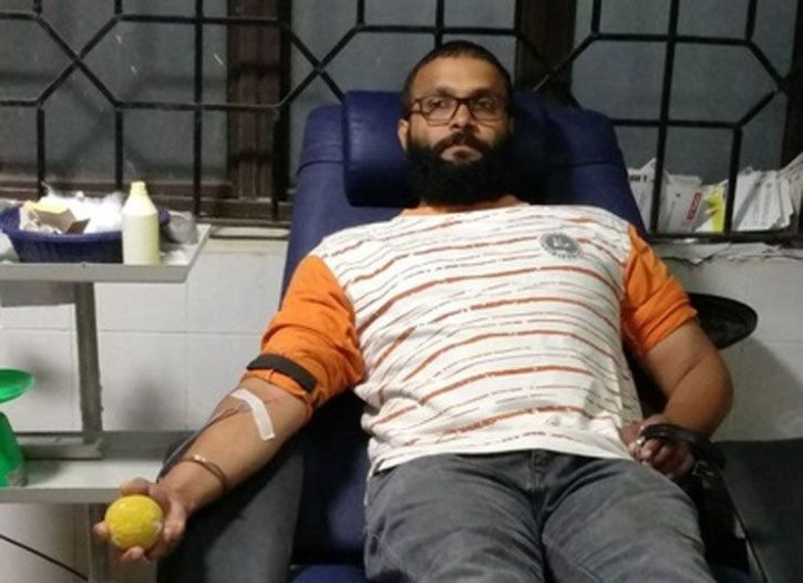 Bengaluru Man With Rare Blood Group Becomes Donor For Pregnant Woman In Chennai, Ensures A Safe Chil