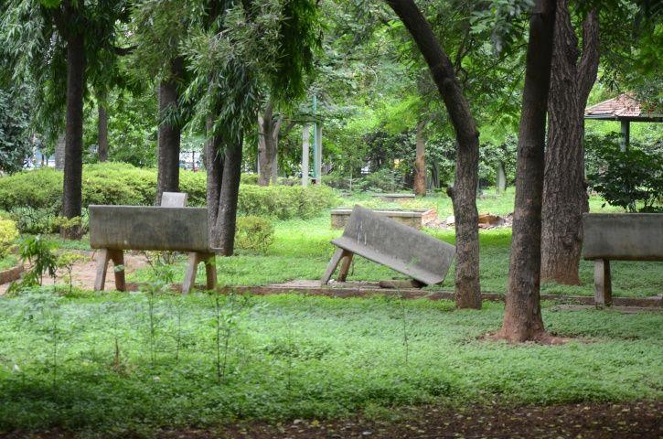 Bengaluru Metro Park
