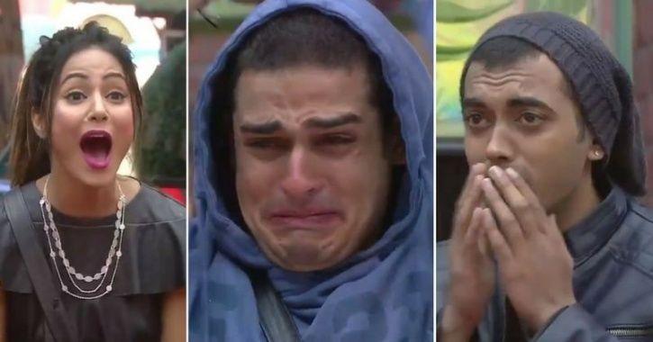 Bigg Boss contestants break down seeing their family members in house.