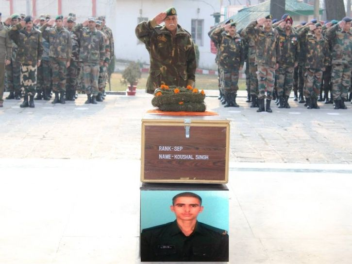 Bodies Of All Five Soldiers Went Missing In Jammu And Kashmir Avalanche Recovered