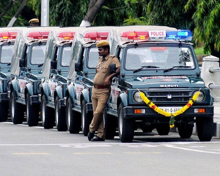 Chennai Policemen