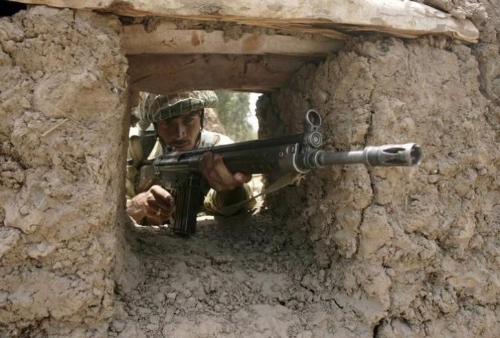 China Is Helping Pakistan Build Bunkers