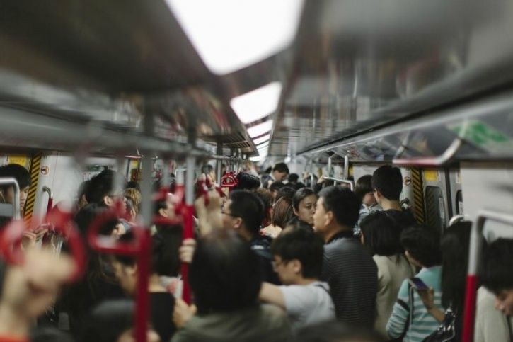 Commuting Daily By Underground Metro Can Pose Hazardous Risks Due To Air Inside The Compartments