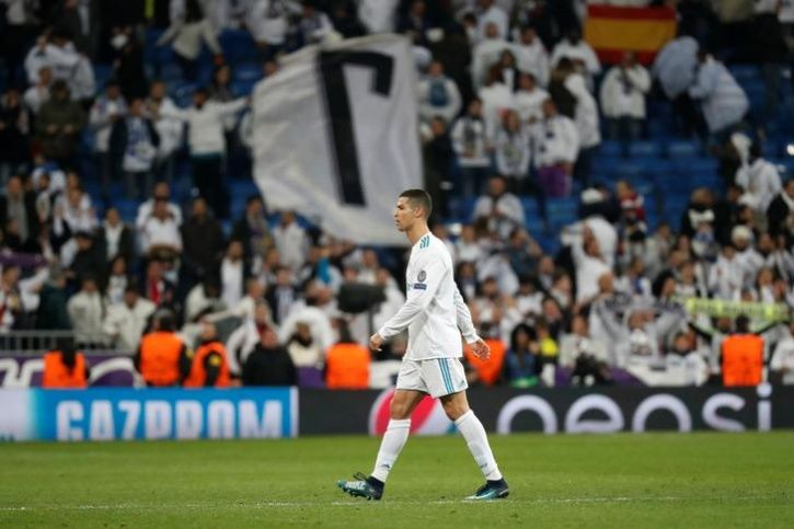Cristiano Ronaldo Win 5th Ballon d
