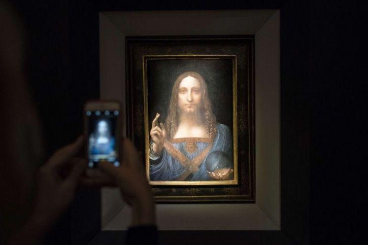 Da Vinci Painting