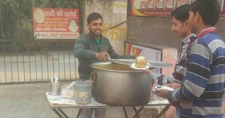dadi ki rasoi anoop khanna food