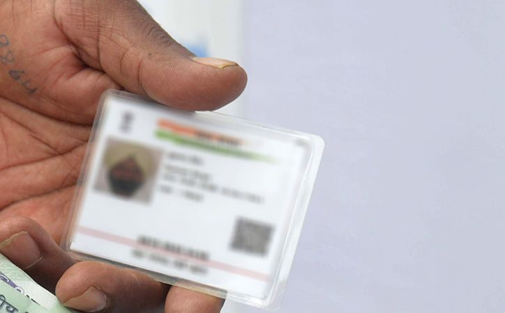 Deadline To March 31 Next Year For Mandatory Linking Of Aadhaar