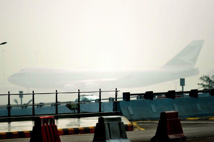 Delhi Dense Fog From December 17