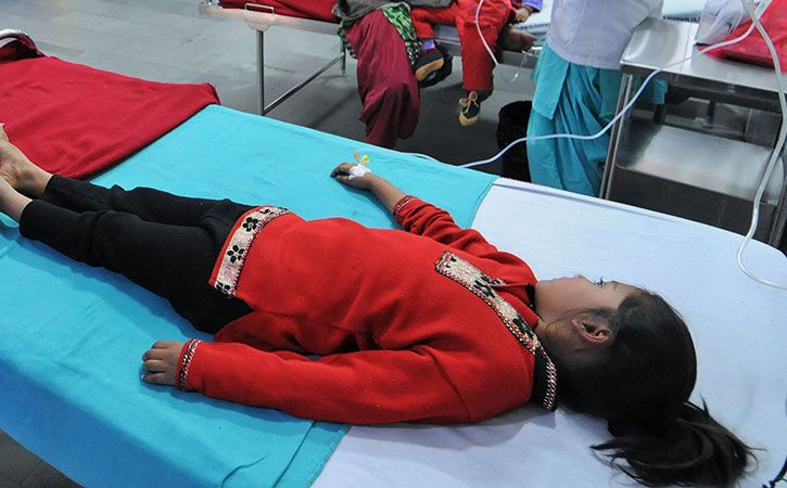 Delhi Hospital Accused Of Medical Negligence