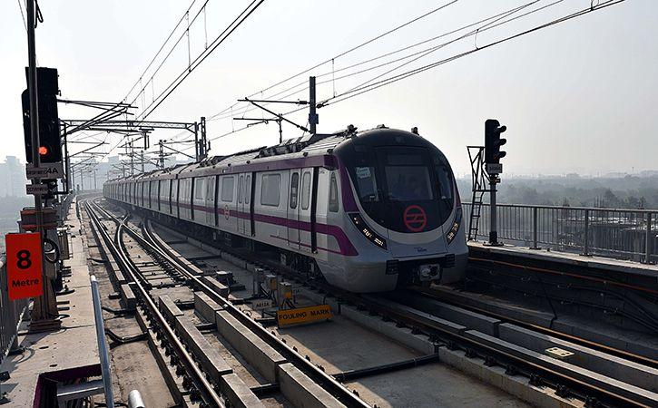 Delhi Metro Set To Add 120 Km In 2018