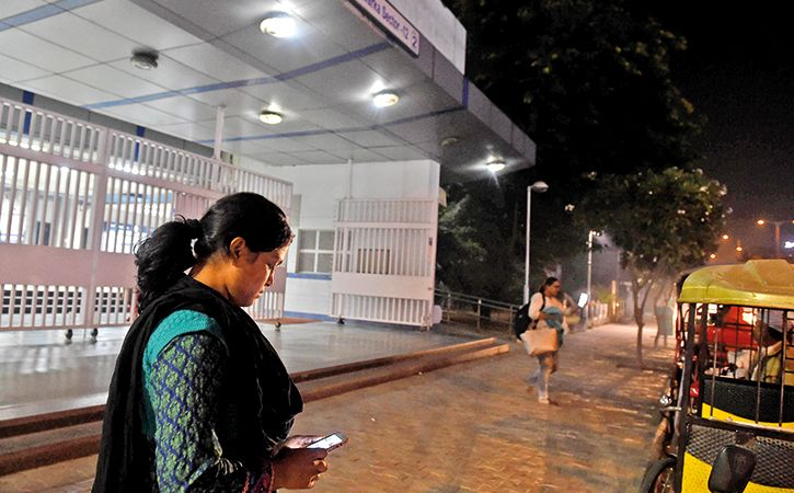 Delhi records 39% of offences in metros