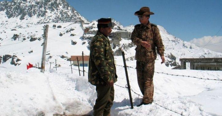 doklam standoff india china wall