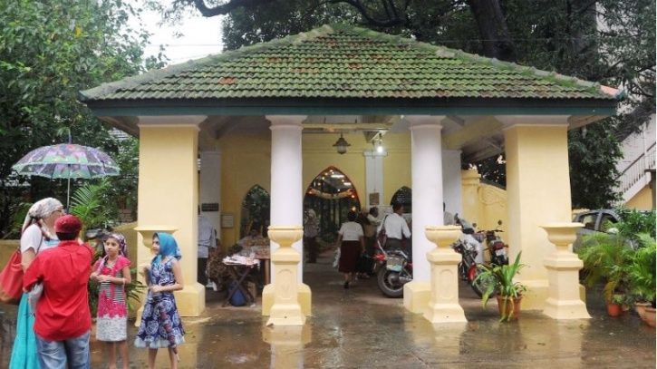 embed Parsi fire temple