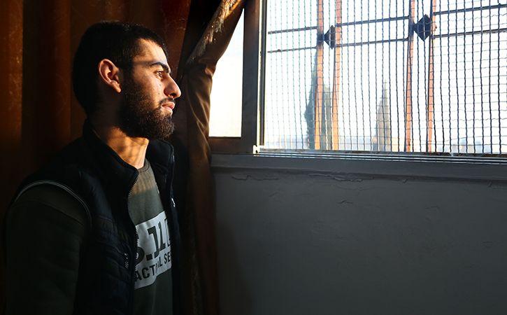 Ex Jihadists At Syria Rehab Centre