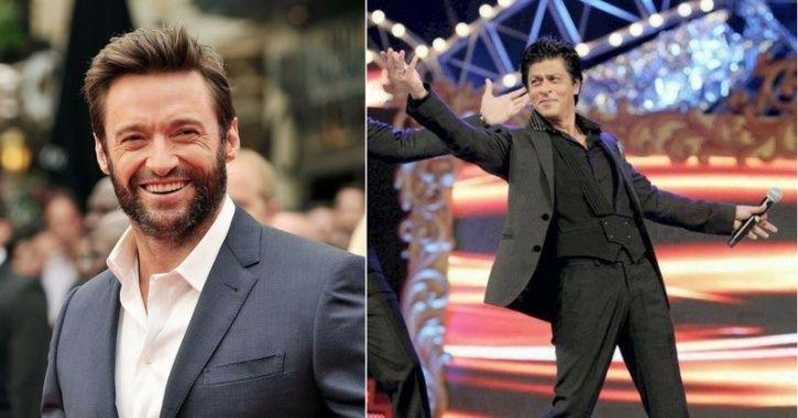 Hugh Jackman, Shah Rukh Khan