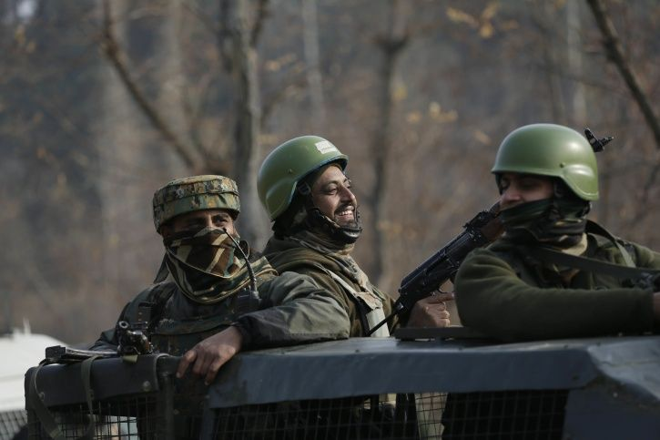 India Avenges Killing Of For Soldiers