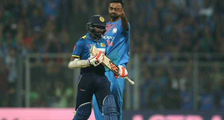 India clinched the T20I series 3-0