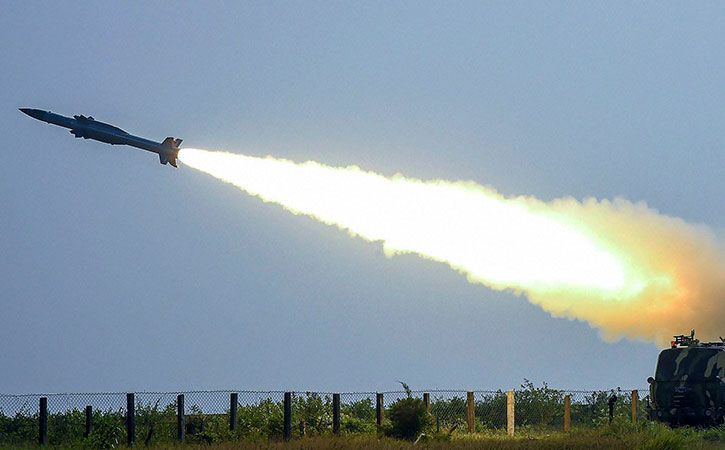 India successfully test-fires Akash missile