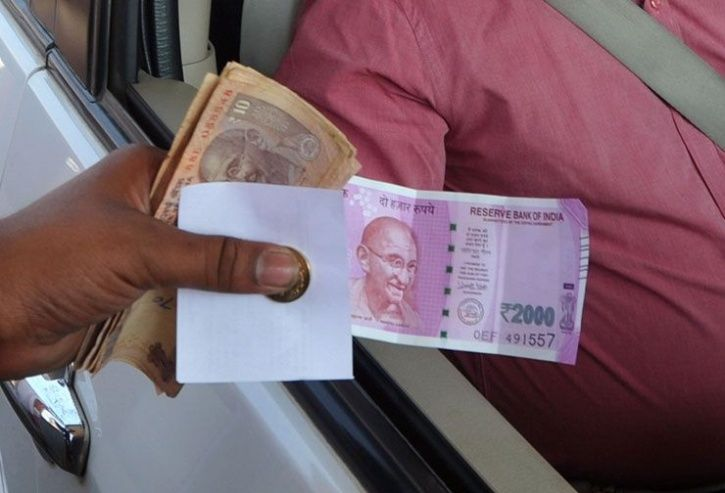 Indians Paid Bribe