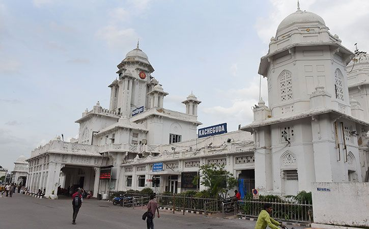 Indias First Energy Efficient Railway Station