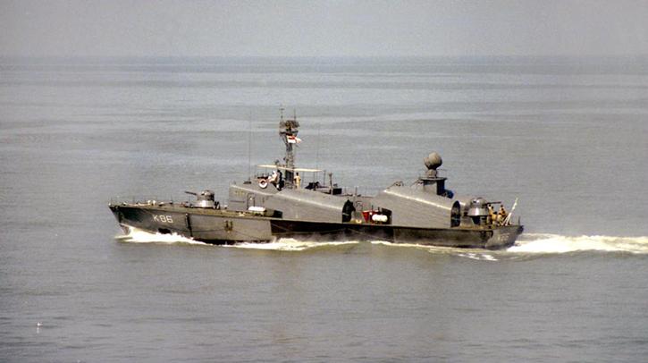 INS Nipat Operation Python 1971