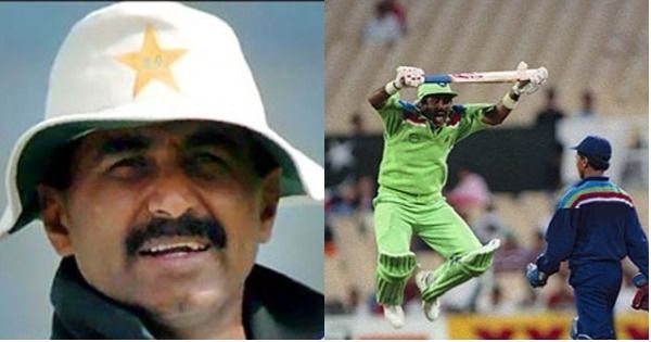 Javed Miandad was part of the Pakistan team which won the 1992 World Cup