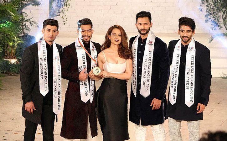 Jitesh Singh Deo Wins Mr. India World 2017 Title