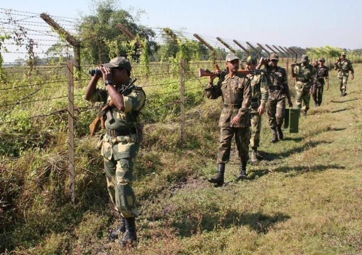 J&K-Like Grid On Eastern Front To Check Infiltration