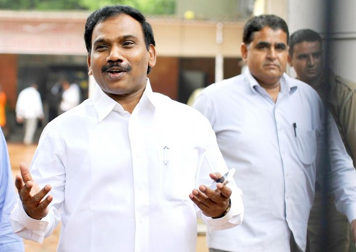 Kanimozhi Acquitted By Court In 2G Scam