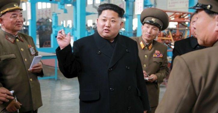 kim jong nuclear